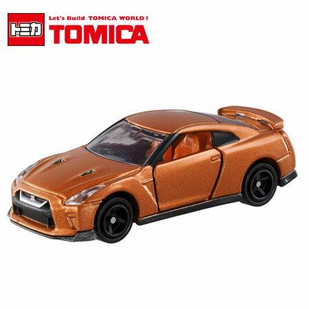 TOMICA No.23 NISSAN GT-R 日產 GT-R系列 真車系列 汽車模型 多美小汽車 日本進口【N400007】
