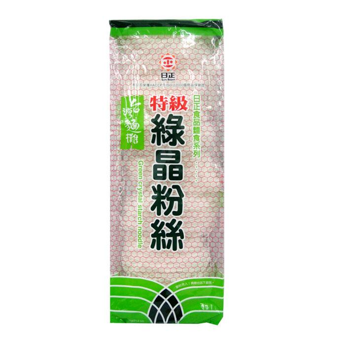 日正 特級綠晶粉絲 600g【康鄰超市】 1