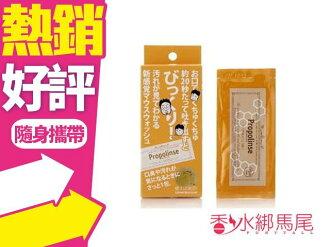 ◐香水綁馬尾◐日本 蜂膠漱口水 隨身包 一般款 (12ml×6包) 另有賣 600ML 試用體驗