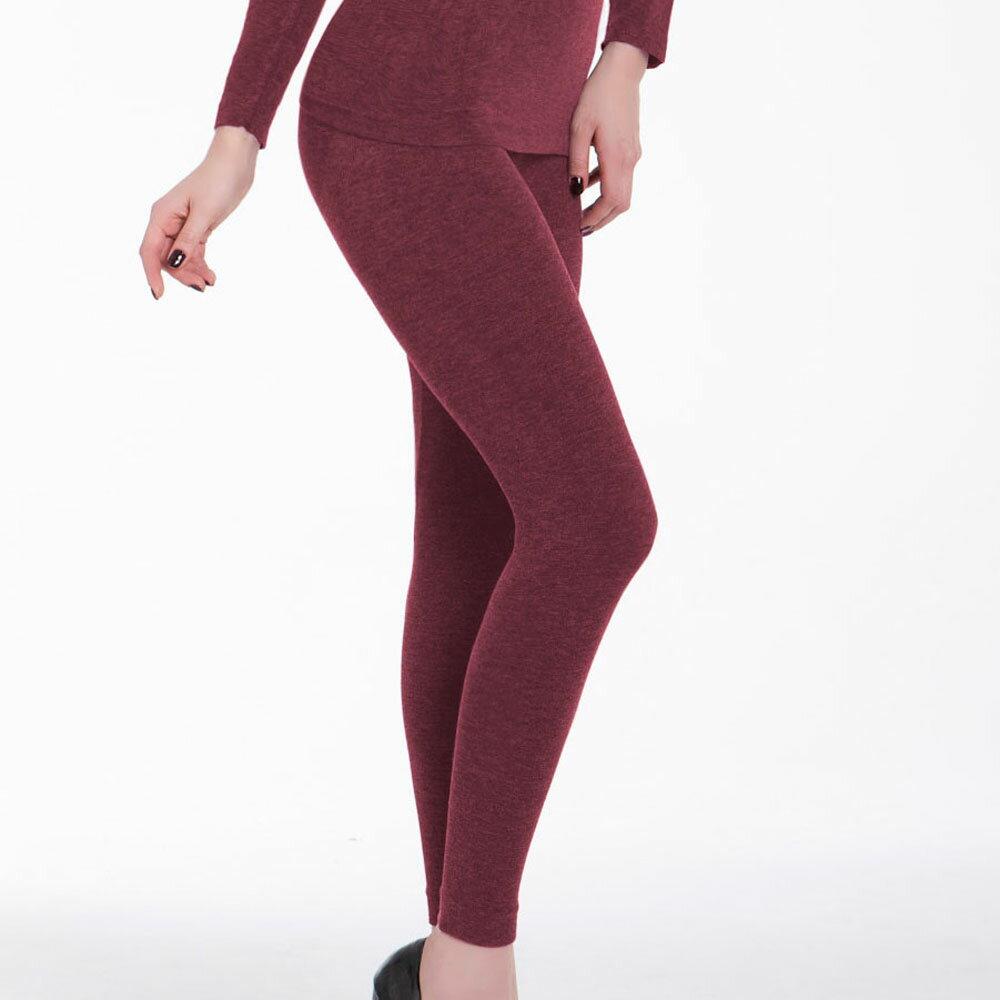 【AJM】恆溫白竹炭 束腰保暖衛生褲(2件組) 2