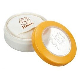 【Simba小獅王辛巴】 超薄雙層造型粉撲盒 【飛炫寶寶】