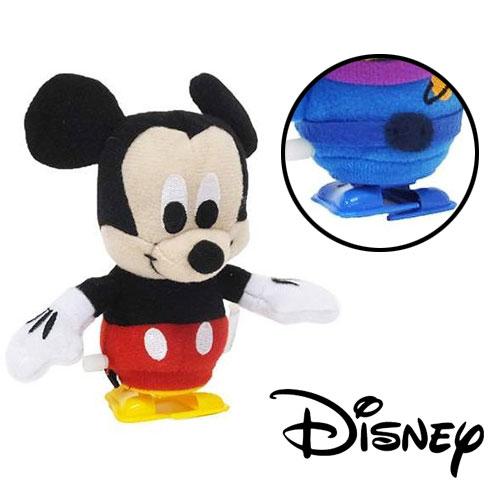 sightme看過來購物城:【日本進口正版】迪士尼米奇發條玩偶發條走路玩偶發條公仔發條玩具米老鼠-055919
