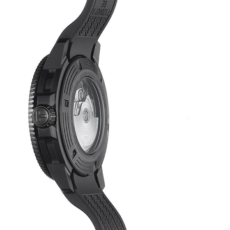🔥火熱到貨🔥TISSOT 天梭錶 SEASTAR 1000海洋之星300米潛水機械錶T1204073705100 黑 / 43mm 2