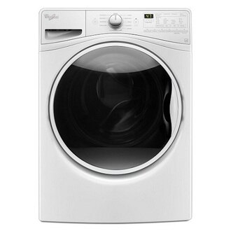 Whirlpool 惠而浦 極智滾筒洗衣機(15KG) ~美國原裝進口~ WFW85HEFW【零利率】※熱線07-7428010