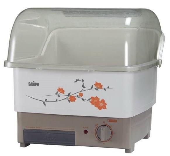 【聲寶】直熱式烘碗機KB-RA06H 保固免運-隆美家電