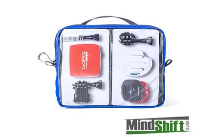 Nikon-Mall:【MindShift】曼德士MS503GoPro配件收納包M