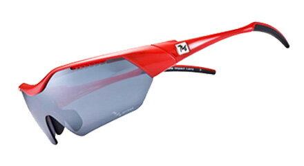 【【蘋果戶外】】720armour T948B2-3-H Hitman-亞洲版 亮紅 灰白水銀 運動太陽眼鏡 防風眼鏡 防爆眼鏡 自行車太陽眼鏡