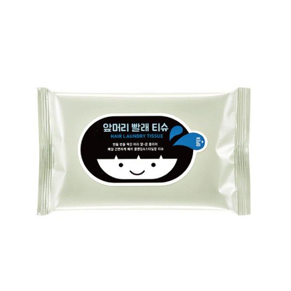 韓國Apieu瀏海清潔去油紙巾(10抽包)【27243】
