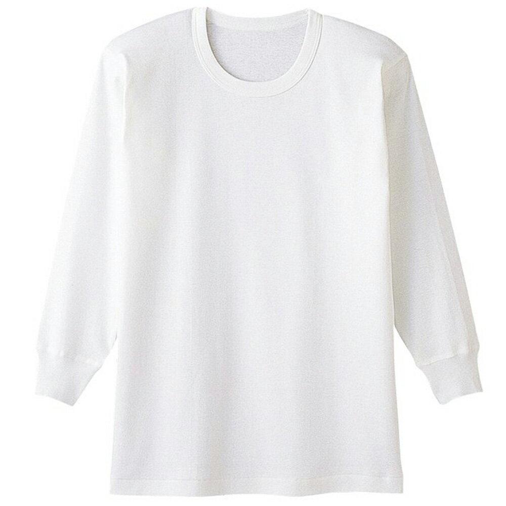 【Gunze郡是】原裝進口-兒童100%純棉男童長袖(100cm~160cm) 1