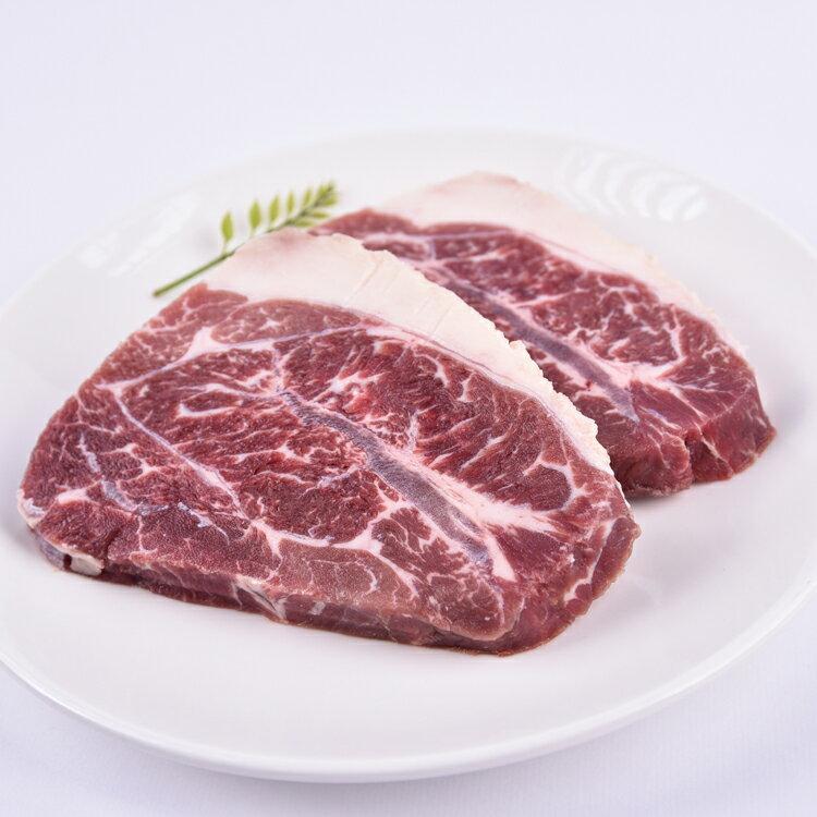 【新鮮物語】安格斯薄片霜降燒烤牛排 300g±10% / 包 #牛排 2