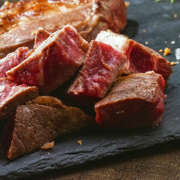 【新鮮物語】美國安格斯自然霜降厚切牛排 21OZ(600g±10% / 包) #牛排 3