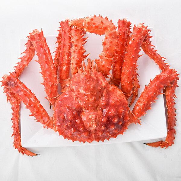 【新鮮物語】智利熟凍帝王蟹 1.4~1.6kg / 隻【免運】 1