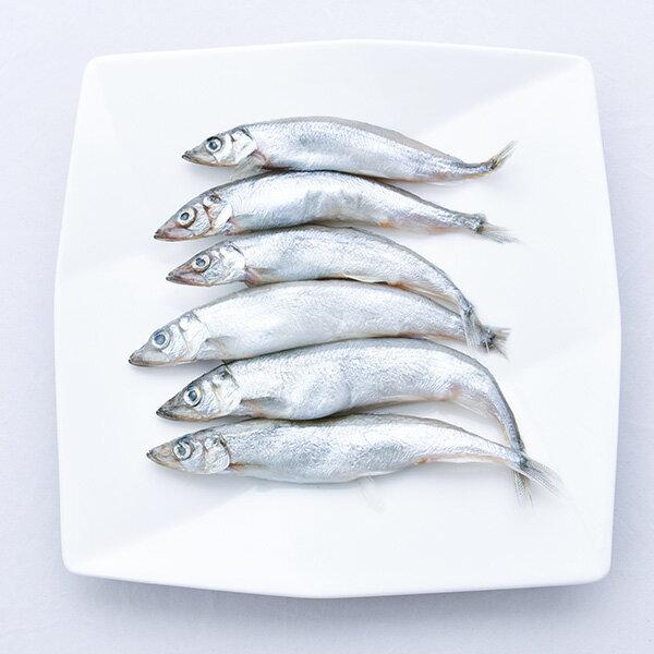 【新鮮物語】加拿大爆卵柳葉魚(喜相逢)250g±10%/包 1