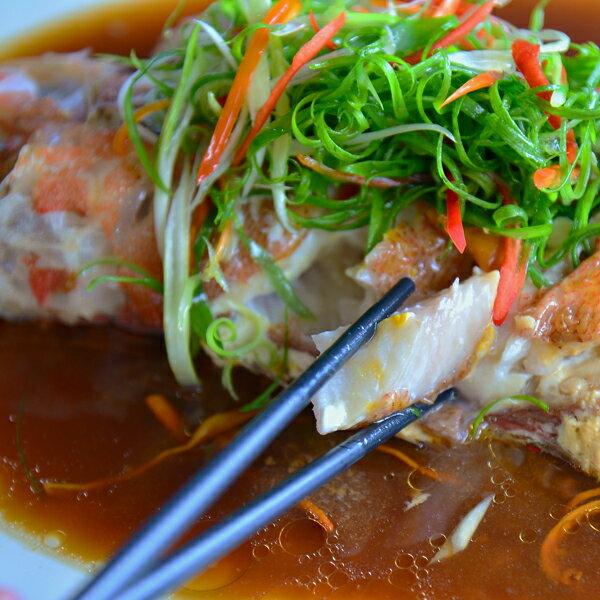 【新鮮物語】挪威野生紅寶魚700g±10% / 隻冷凍包裝 3