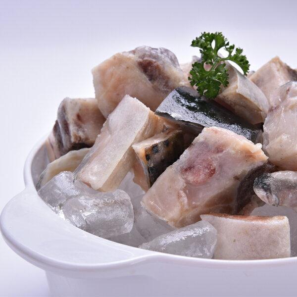【新鮮物語】優質切塊智利鮭魚丁 500g±10% / 包 1