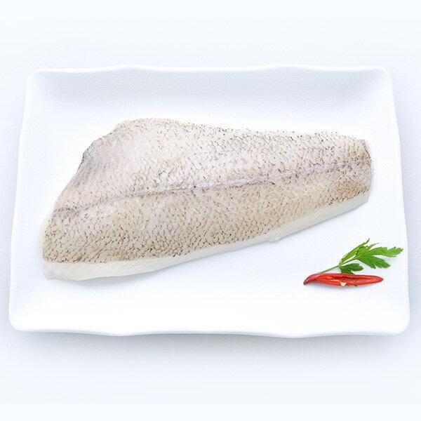 【新鮮物語】阿拉斯加劍齒鰈魚切片 300~400g / 片 x10 【免運】 1