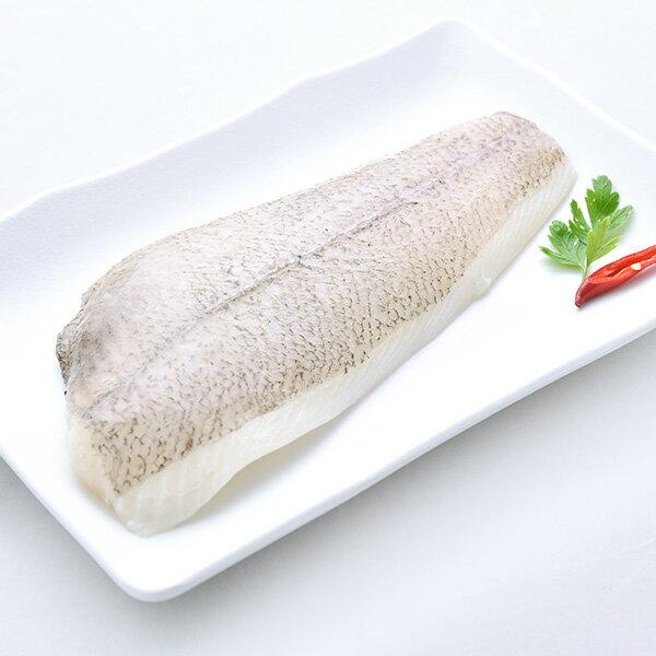 【新鮮物語】阿拉斯加劍齒鰈魚切片 300~400g / 片 x10 【免運】 2