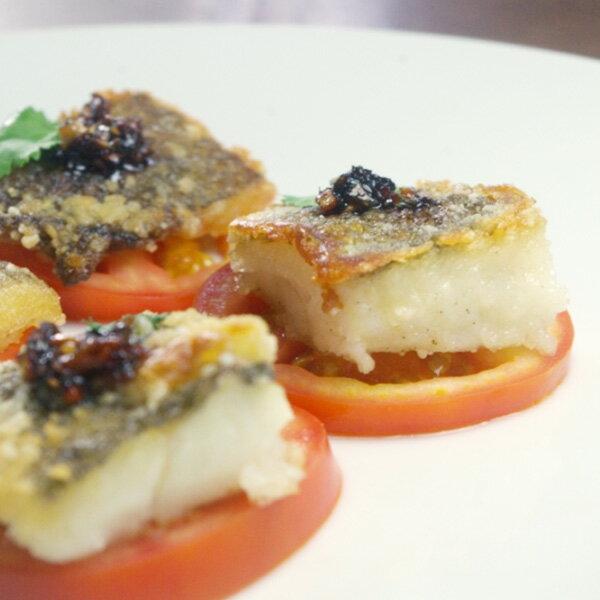 【新鮮物語】阿拉斯加劍齒鰈魚切片 300~400g / 片 x10 【免運】 3