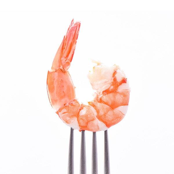 【新鮮物語】海洋鮮甜生白蝦600g±10%/盒 (約27尾) 1