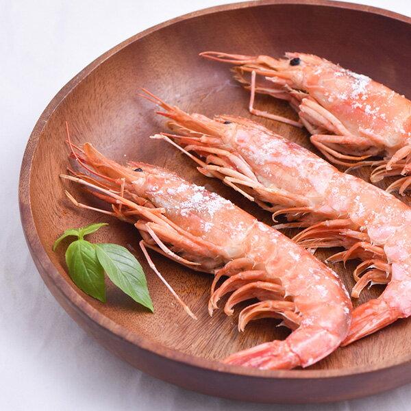 【新鮮物語】阿根廷超大天使紅蝦L1 (2kg / 盒 約36隻) 1
