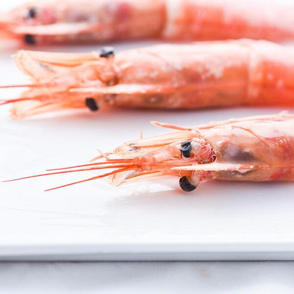 【新鮮物語】阿根廷超大天使紅蝦L1 (2kg / 盒 約36隻) 2
