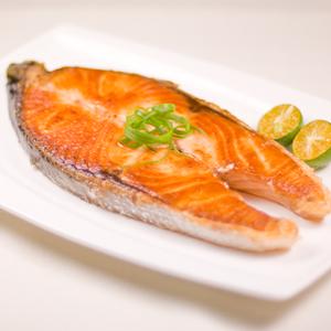 【新鮮物語】挪威厚切鮭魚 350g±10%/片