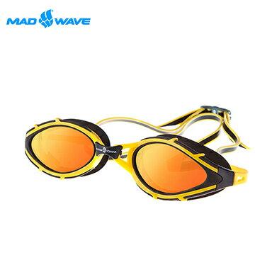 俄羅斯MADWAVE成人泳鏡 SUN BLOCKER - 限時優惠好康折扣