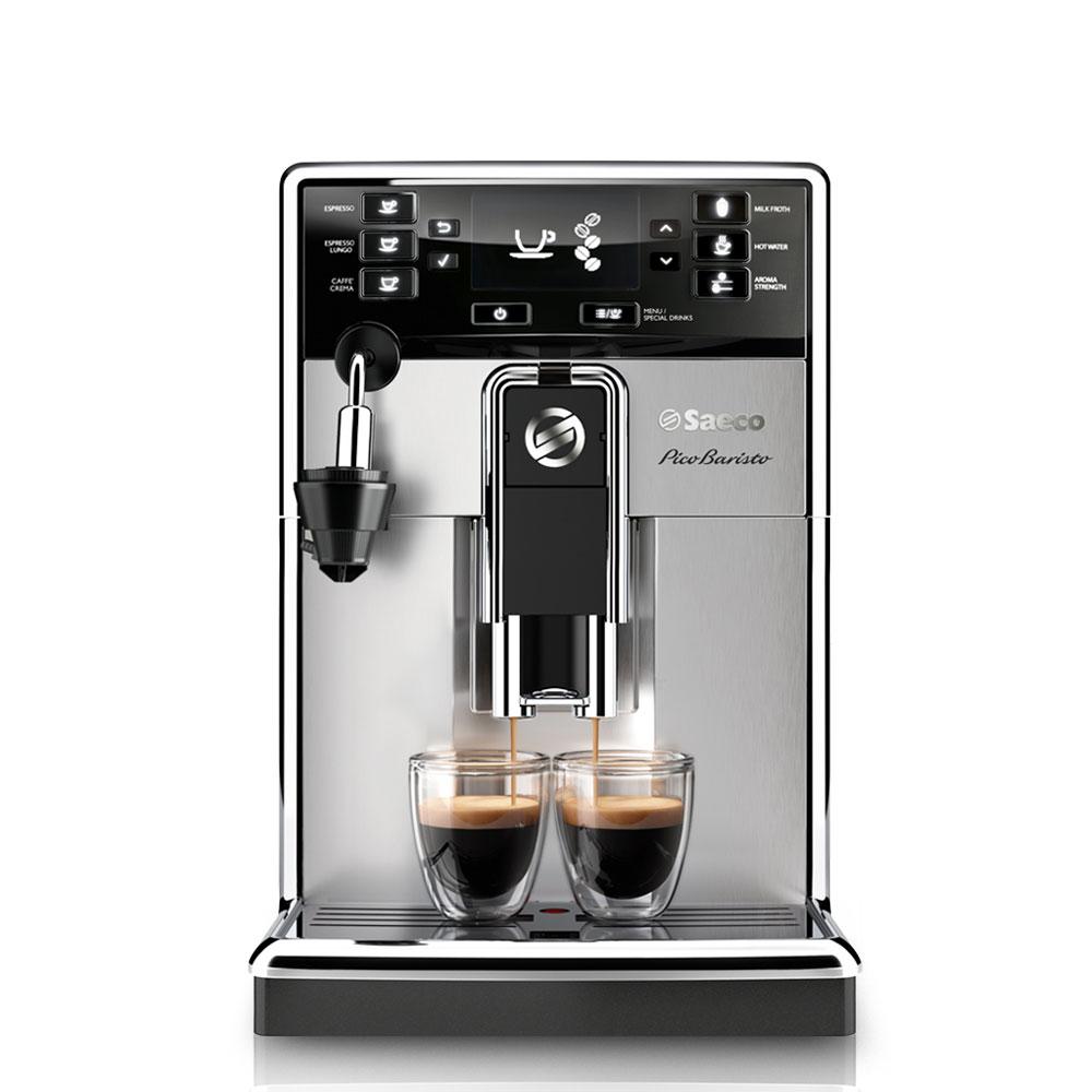 賠錢出清★福利品【飛利浦 PHILIPS】Saeco PicoBaristo 全自動義式咖啡機(HD8924)
