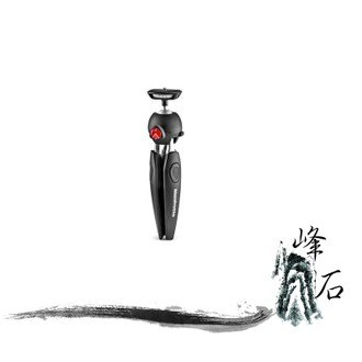 樂天限時優惠!黑色 Manfrotto PIXI EVO 極致輕巧迷你腳架 新款 自拍棒 自拍架 桌上型三腳架