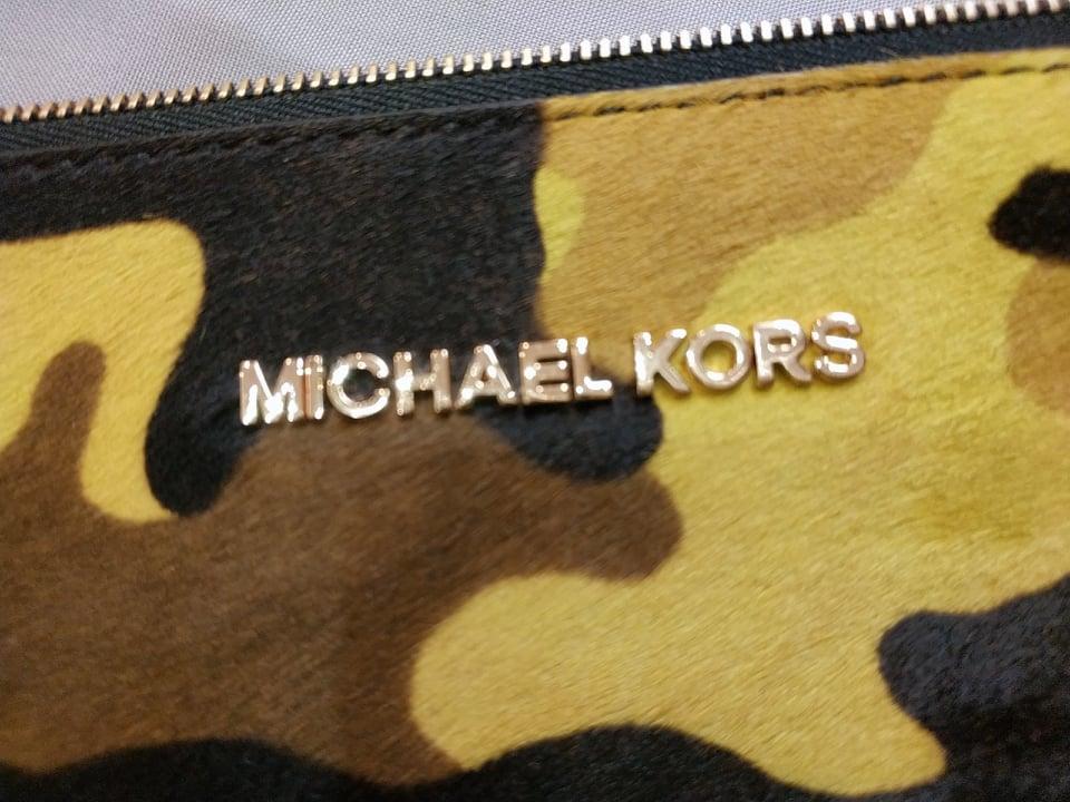 MICHAEL KORS 手拿包 麋鹿公主歐美時尚