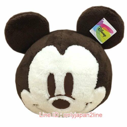 【真愛日本】17012300024暖手枕-12吋球球米奇   迪士尼 米老鼠米奇 米妮   暖手枕  靠枕  抱枕