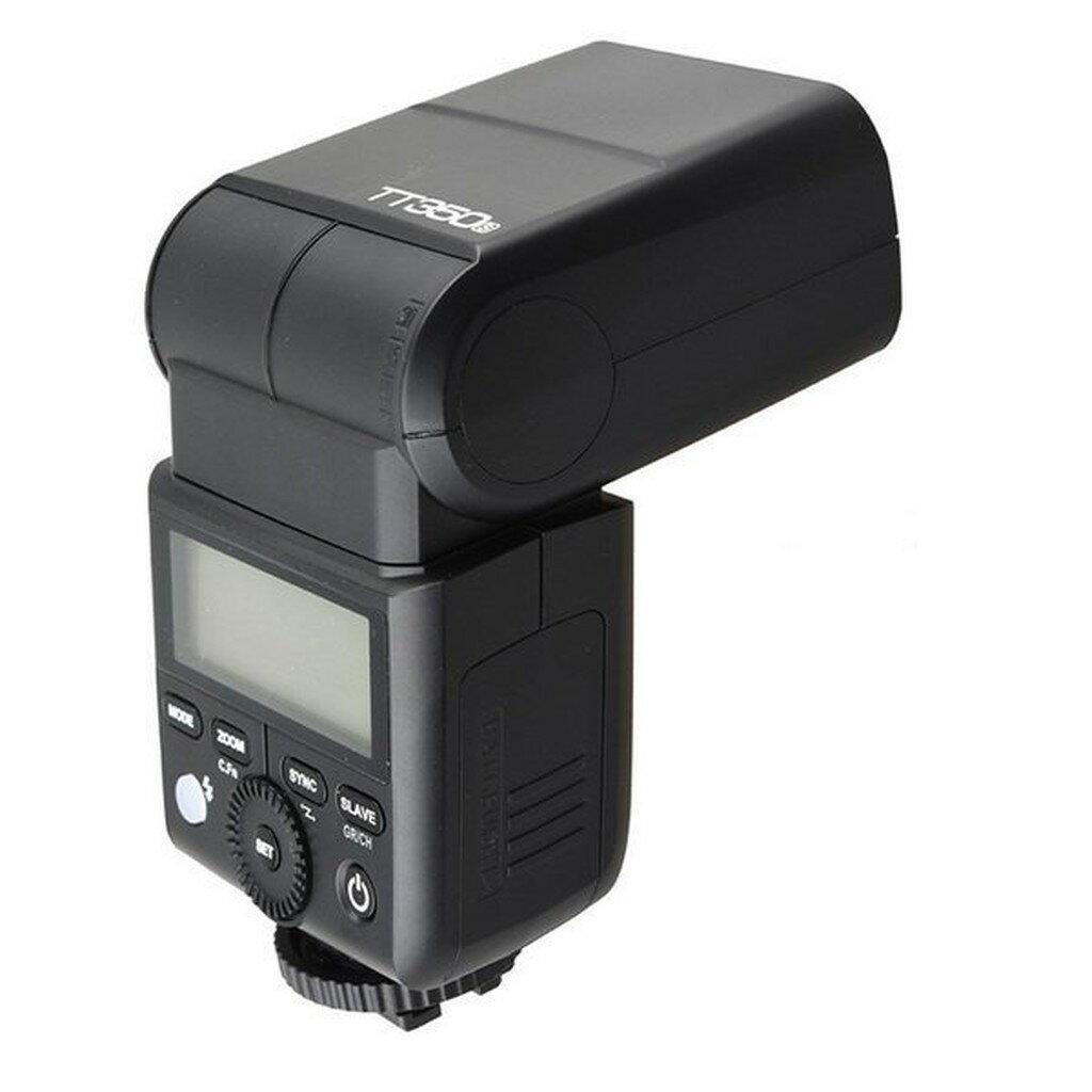 【中壢NOVA-水世界】GODOX 神牛 TT350 閃光燈 SONY 微型單眼 GN35 2.4G 無線 公司貨