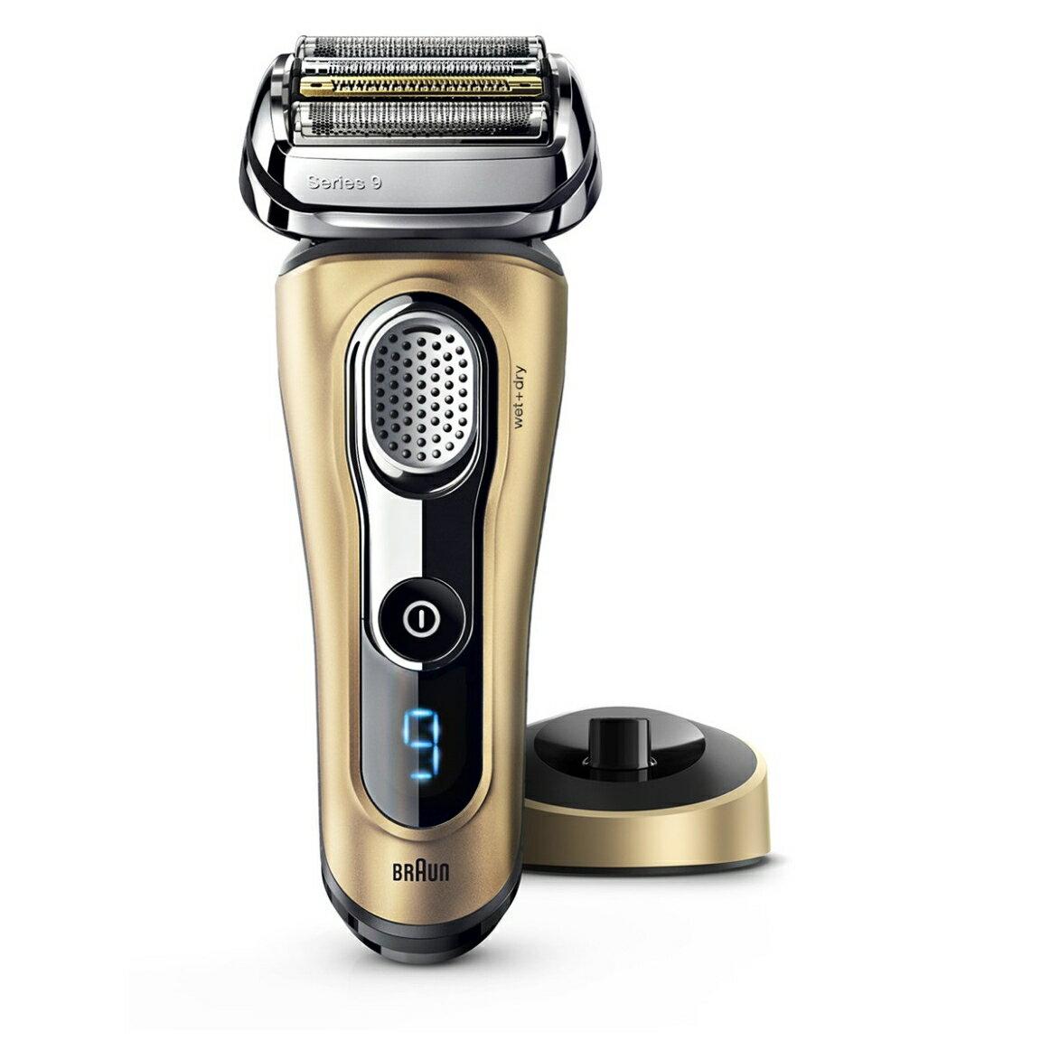 德國百靈 BRAUN 9系列音波電動刮鬍刀 9299S
