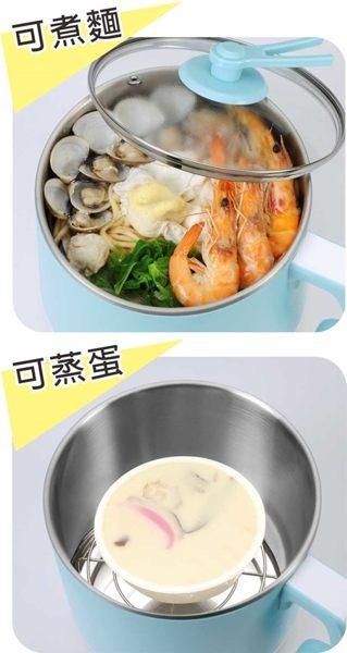 【Kolin歌林】雙層防燙不鏽鋼多功能美食鍋 KPK-LN200S