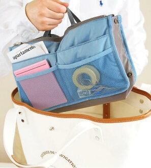 包中包~韓國熱銷多功能收納包、化妝包(含提帶)