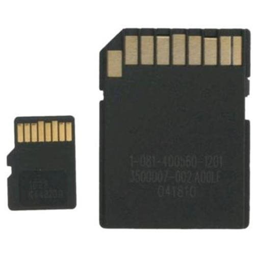 Kingston 16GB microSDHC Flash Memory Card with SD Adapter 2