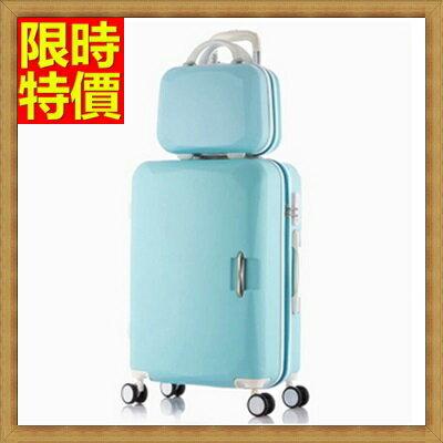 ☆行李箱 拉桿箱 旅行子母箱-26吋超輕質感超強抗壓男女登機箱5色69p53【獨家進口】【米蘭精品】