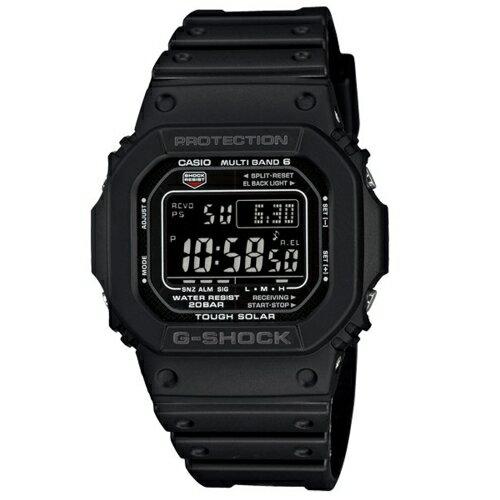 CASIO G-SHOCK/領先潮流太陽能電波運動腕錶/GW-M5610-1B