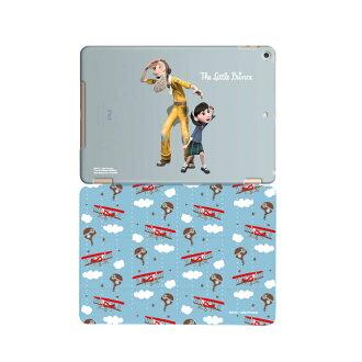 小王子電影版授權系列-【一起去冒險吧】:《iPad Mini/Air/Pro》水晶殼+Smart Cover(磁桿)