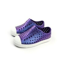 native 輕量懶人鞋、休閒防水鞋到native 洞洞鞋 童鞋 紫色 小童 13100104-8469 no686