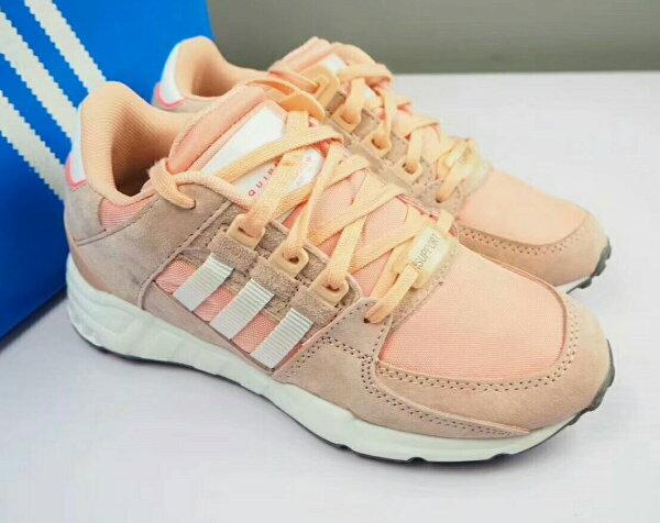 AdidasOriginalsEQTRFSupport粉膚色女款