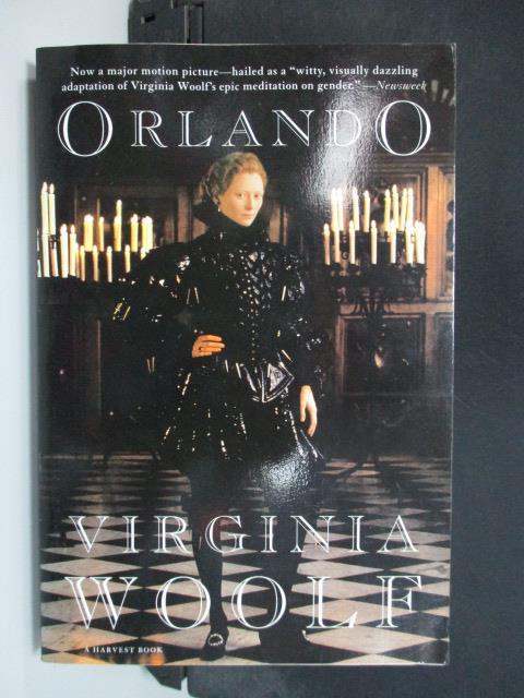 ~書寶 書T4/原文書_LAD~Orlando: A Biography_Woolf