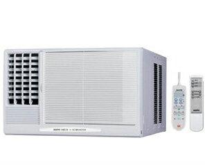 金禾家電生活美學館:【三洋SANLUX】5-7坪窗型冷氣SA-R36B