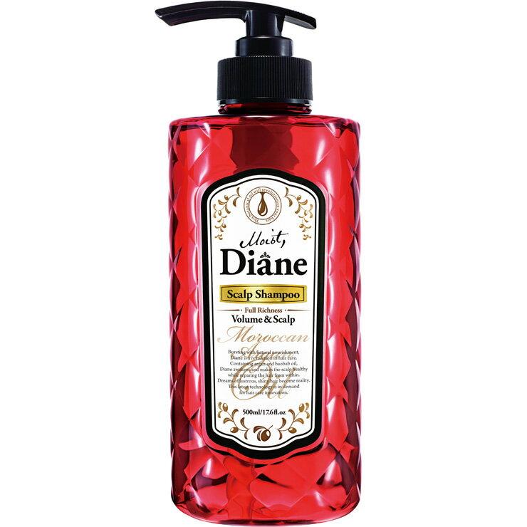 黛絲恩 摩洛哥油頭皮養護豐盈洗髮精 500ml