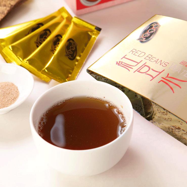 【黑金傳奇】紅豆水禮盒 3