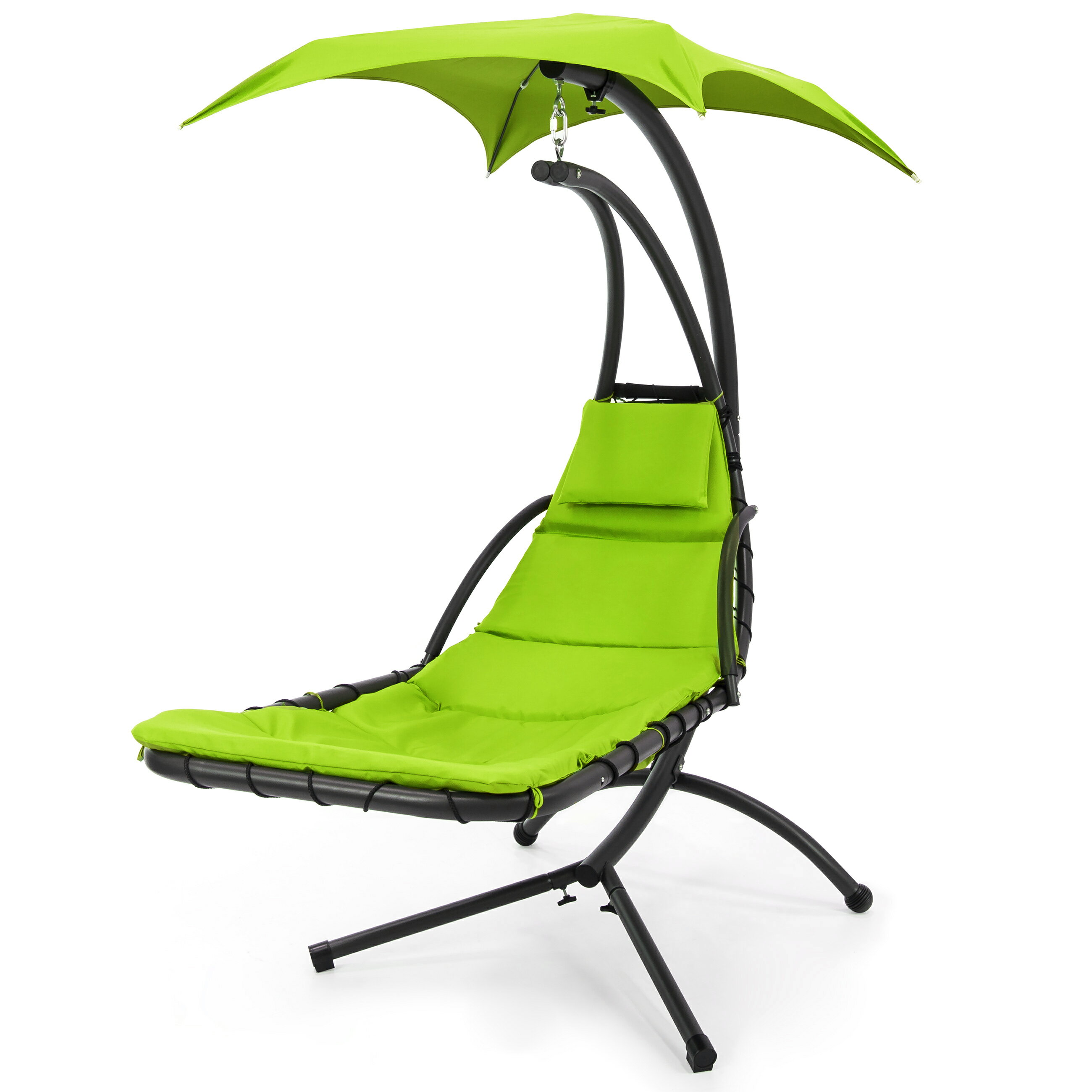 BestChoiceProducts: Best Choice Products Outdoor Porch Hanging ... on green glider chair, green accent chair, green living room chair, green club chair, green wicker chair, green recliner chair, green vanity chair, lime green chair, green office chair, adirondack lounge chair, green swing chair, green dining chair, green leather chair, green bar chair, green hammock chair, teal lounge chair, green arm chair, green egg chair, danish lounge chair, contour lounge chair,