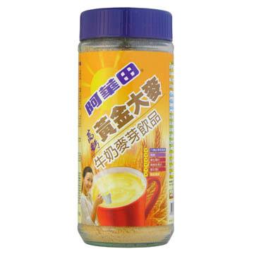 阿華田黃金大麥牛奶麥芽飲品(400g*1罐)【合迷雅好物商城】