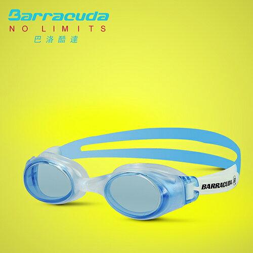 美國巴洛酷達Barracuda青少年運動型抗UV防霧泳鏡-SUBMERGE JR#12955 0