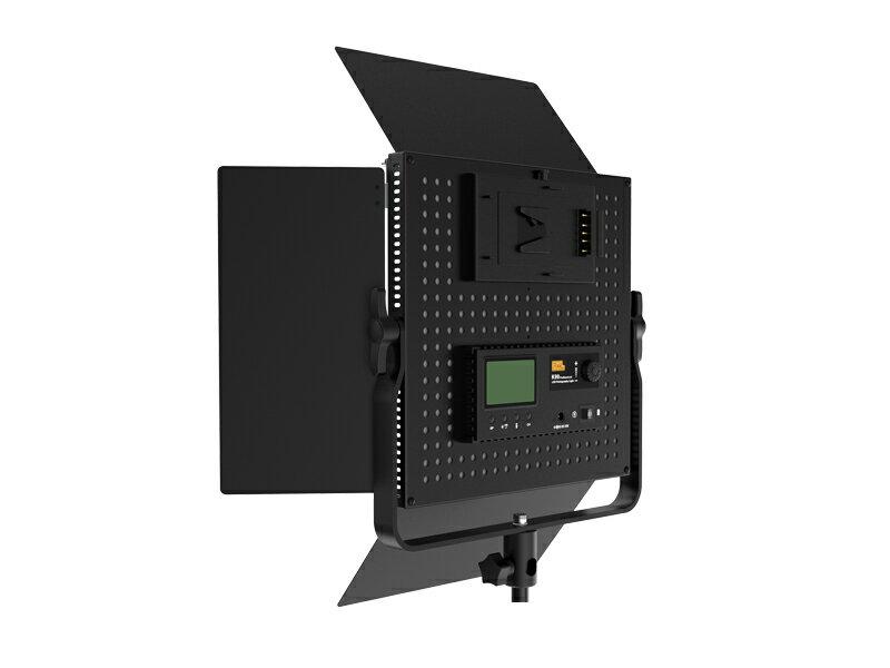 附收納袋+遙控器 品色 Pixel K90 專業LED攝影燈 公司貨 補光燈 亮度 調節 360度 直播