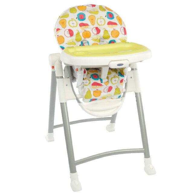 Graco - Contempo 可調式高低餐椅 水果王國